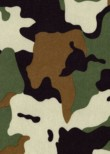 Camo Stretch Velvet Spandex Fabric with Lycra