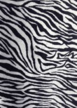 Animal Print Stretch Velvet Spandex Fabrics, Jungle Print